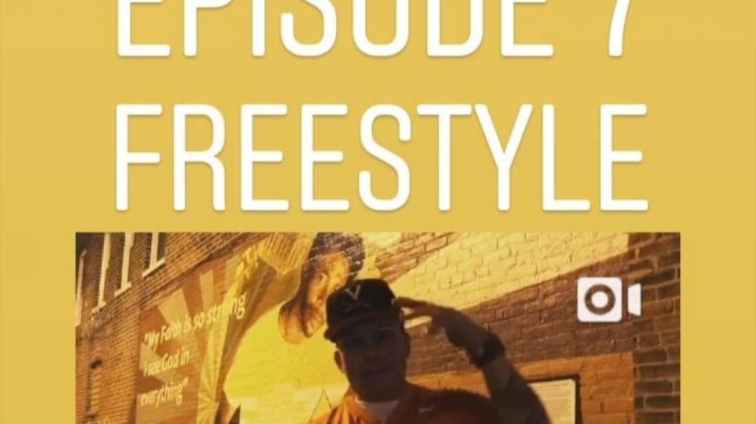 #SundayNightService Episode 7 Freestyle (Sauce Walka : Ghetto Gospel 2)