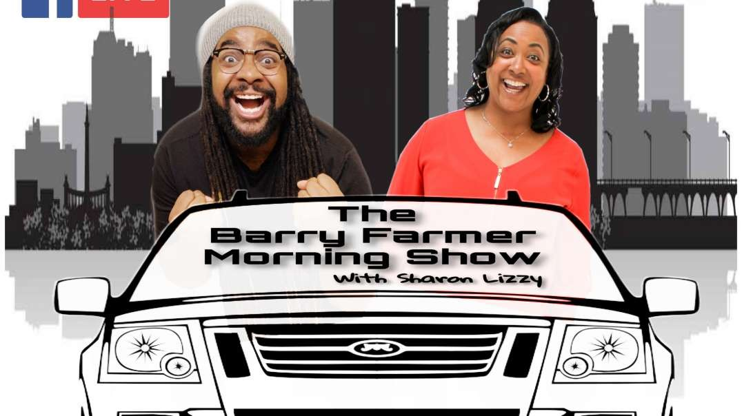 The Barry Farmer Morning Show (RVA Ride Along)