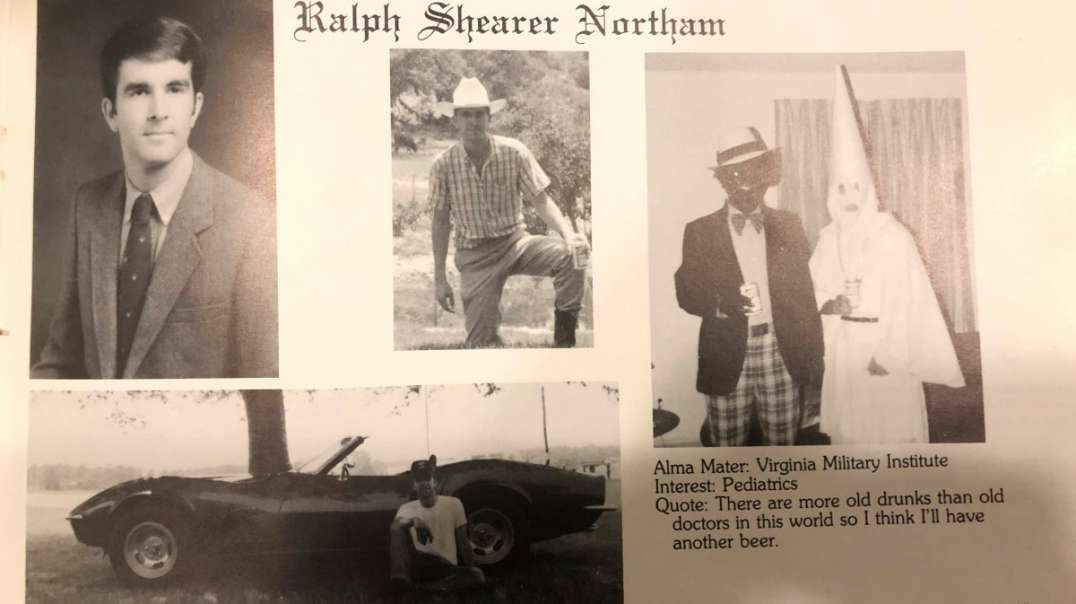 """Dear Governor Coonman"" - A letter to Ralph Northam"
