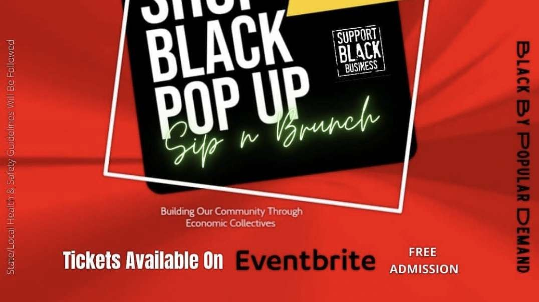 Shop Black Pop Up With The Official Mix Nework